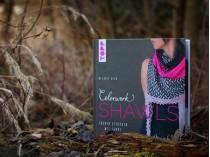 Melanie Berg: Colorwork Shawls - kniha návodov na šatky