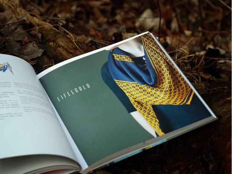 Melanie Berg: Colorwork Shawls