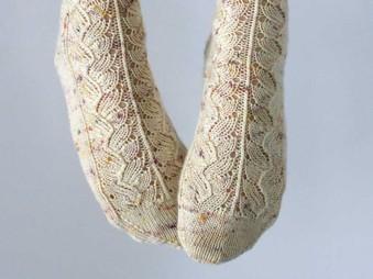 Projektový balíček: ponožky Lala
