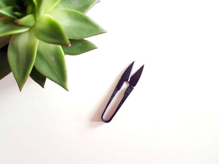 Odstrihovacie nožničky Clover Kuroha (cvakačky)
