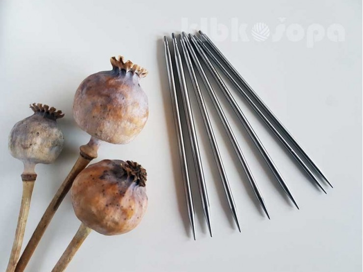 9.00 mm/13 cm (L) špičky ChiaoGoo Twist Lace