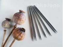 3.75 mm/13 cm (S) špičky ChiaoGoo Twist Lace