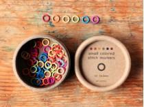 Cocoknits farebné kruhové označovače