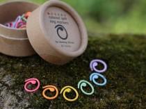 Cocoknits farebné závesné označovače