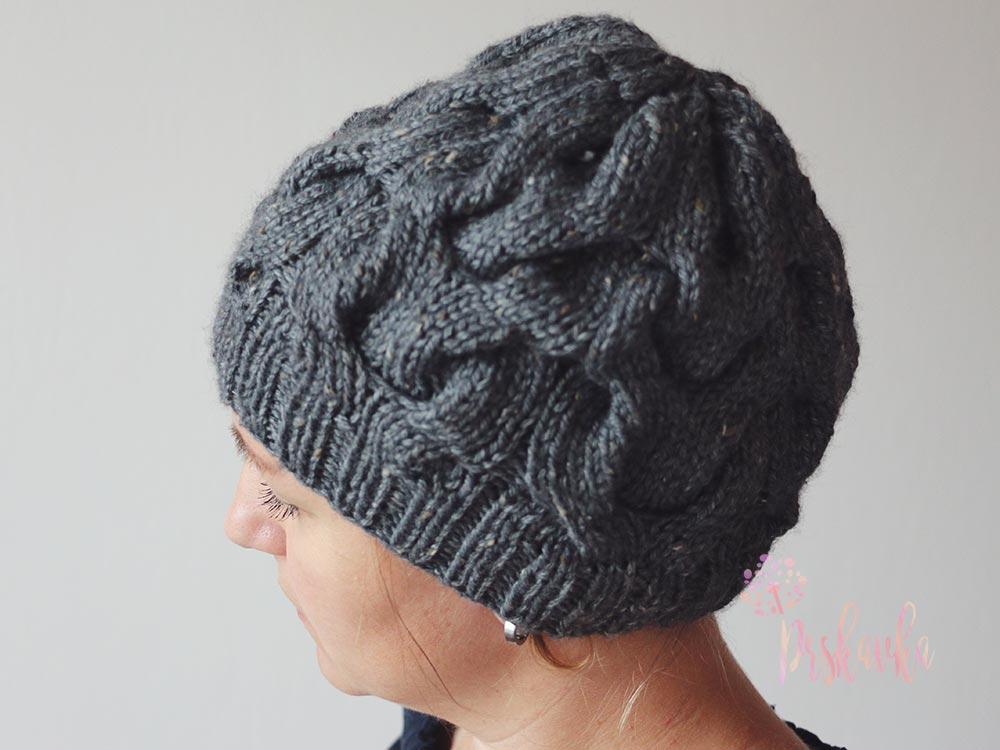 e1102c023 Pletené čiapky - Klbkošopa - blog