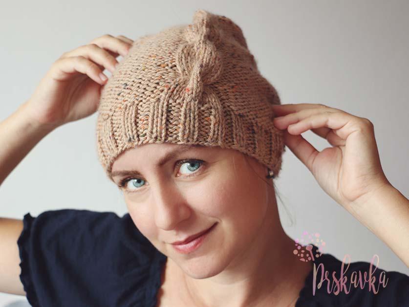 b102c560a Pletené čiapky - Klbkošopa - blog