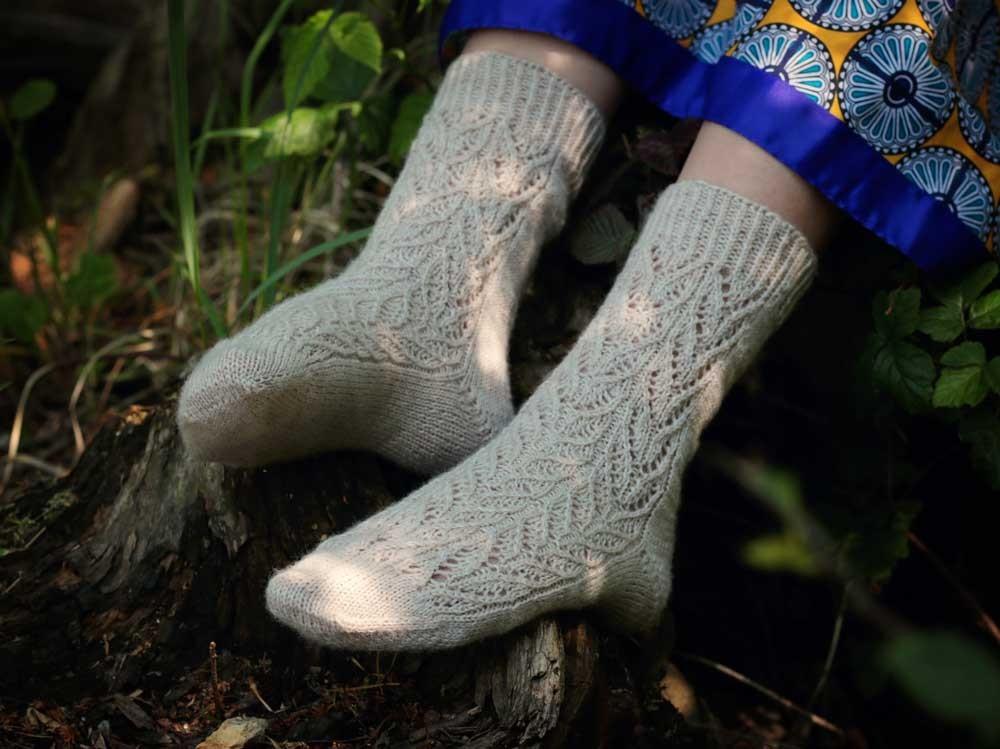 Prečo pliesť ponožky?