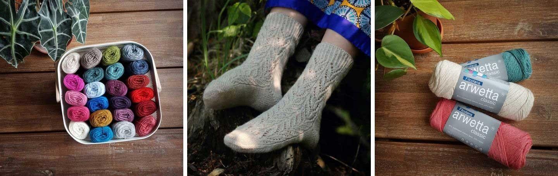 Arwetta Classic - všestranná vlna na pletenie